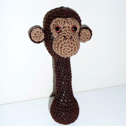 10 Free Crochet Monkey Patterns