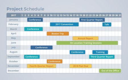 how to make a perpetual calendar