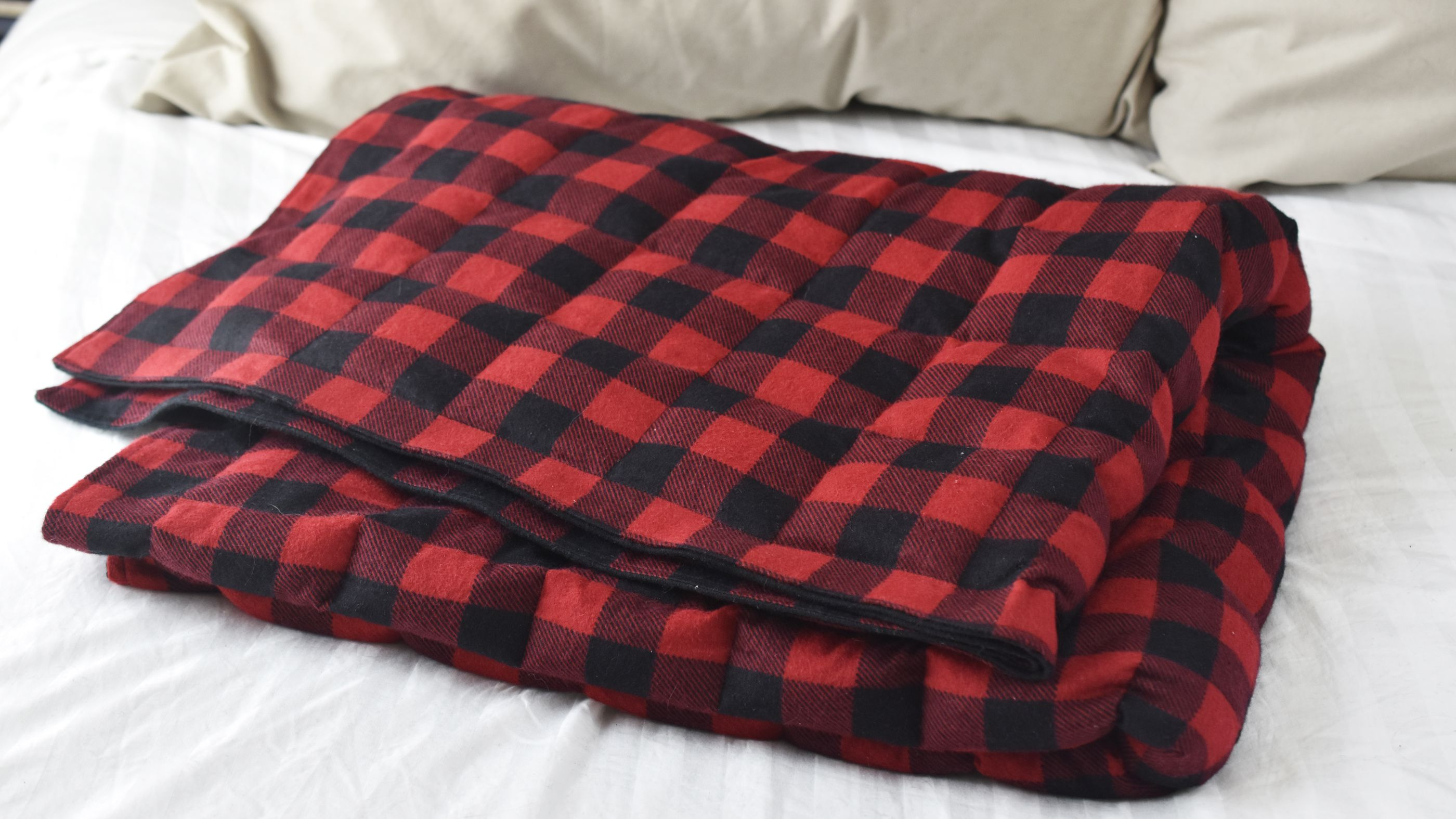 How To Make A Weighted Blanket