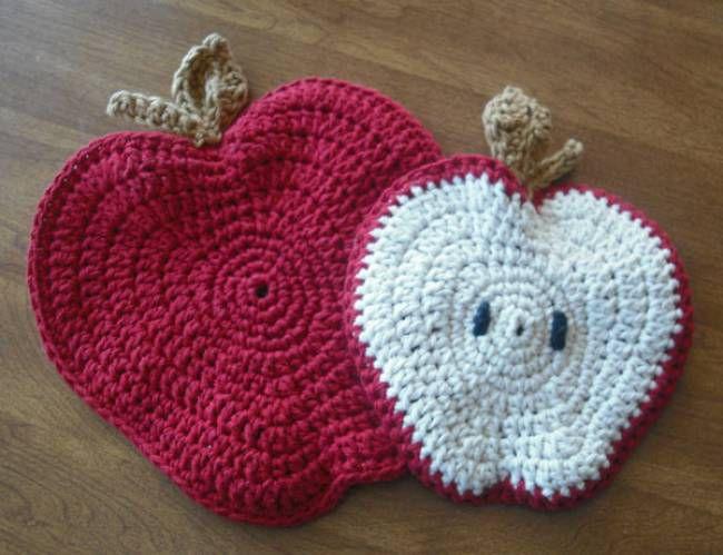 10 Free Crochet Potholder Patterns