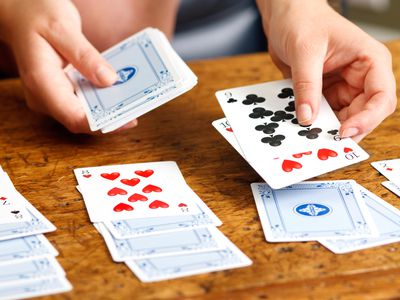 Solitaire Card Games Using a Standard 52-Card Deck