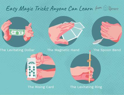 Learn Magic Card Tricks   Free PLR Articles