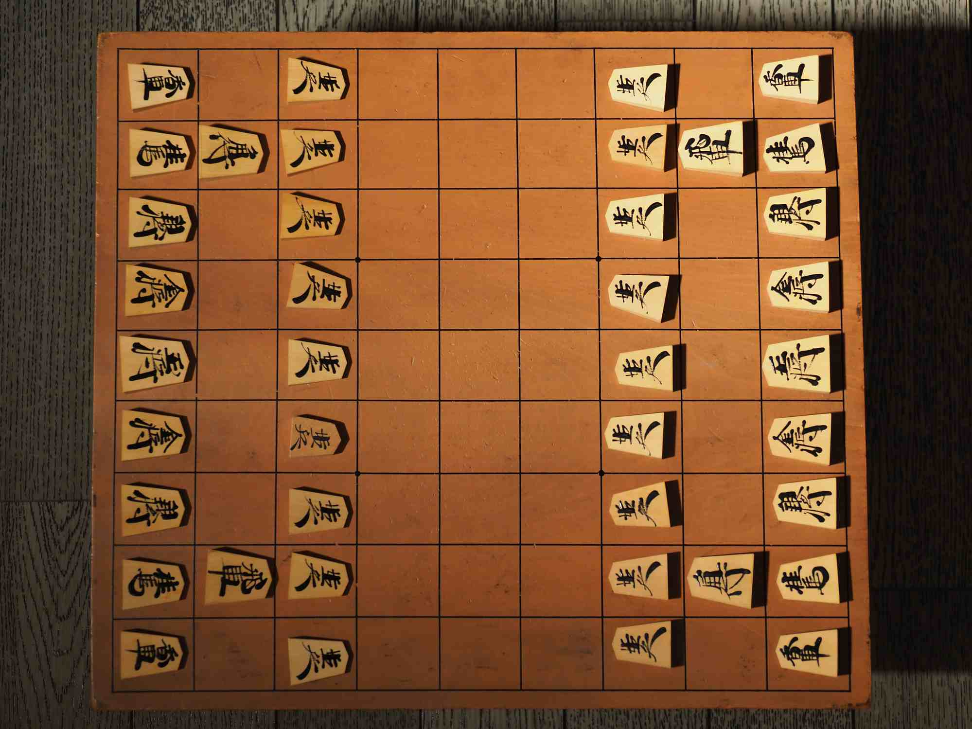 Shogi Introduction and Basics