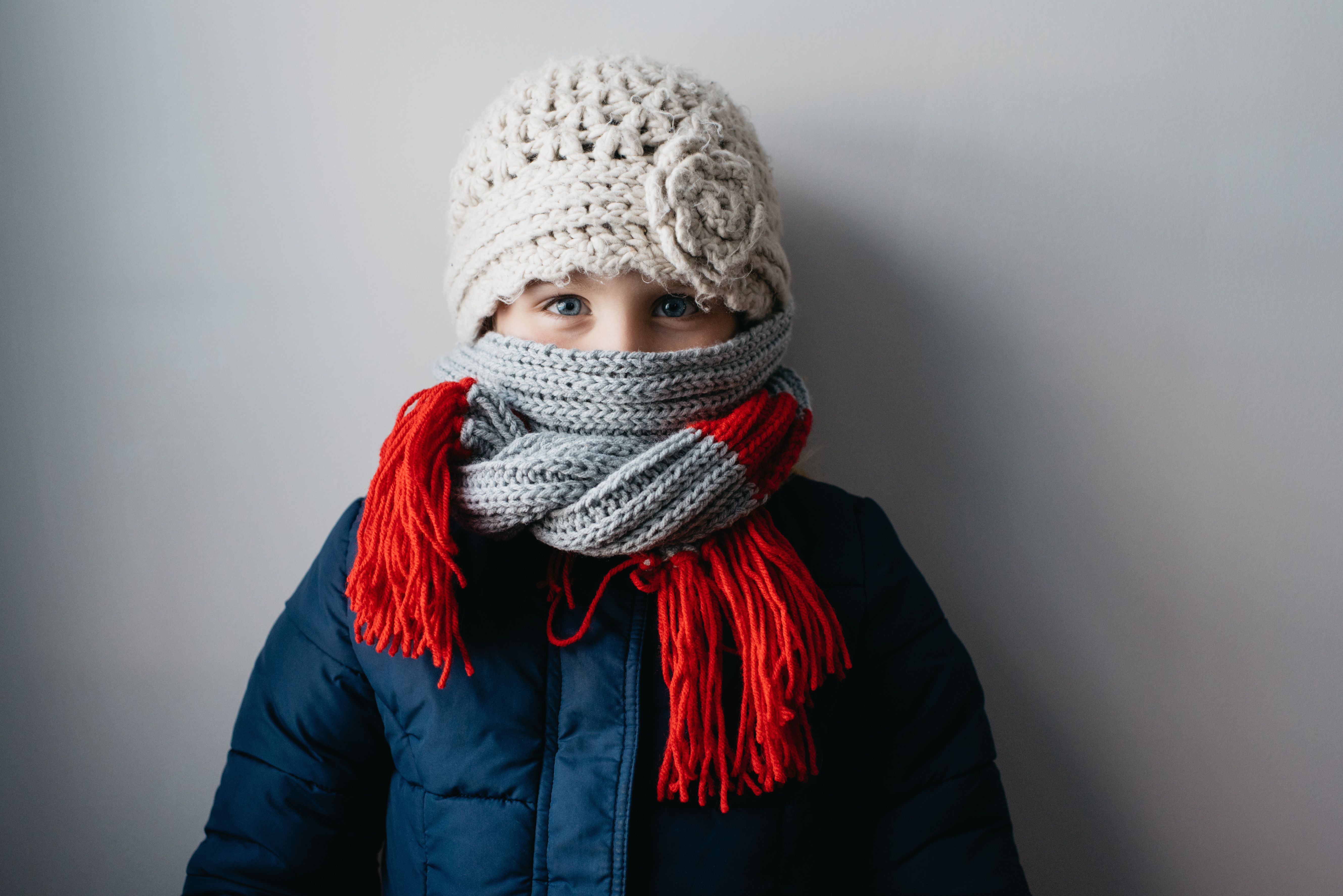 Find Out What Length Or Width A Knitted Scarf Should Be