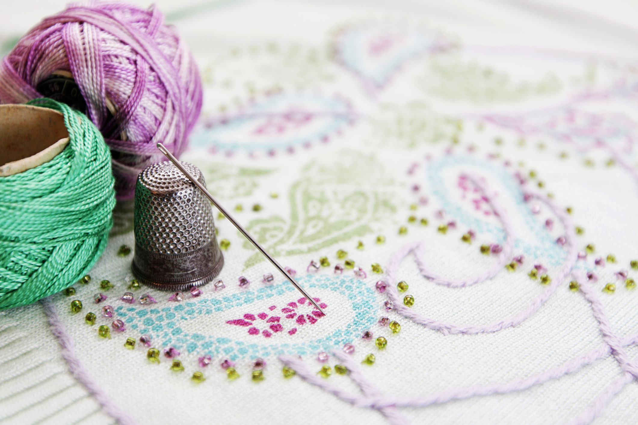 Learn Hand Embroidery With Helpful Stitch Instructions