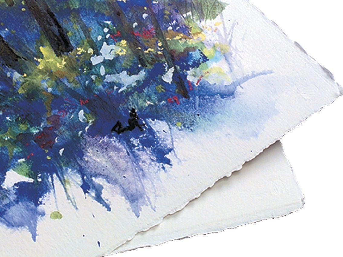 Canson Archers watercolour paper sheet 300gsm 640gsm Cold Press cotton acid free