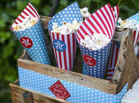 30 Patriotic DIYs for the Fourth of July