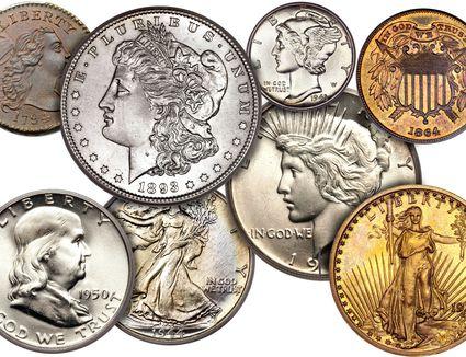 U.S. Type Coins