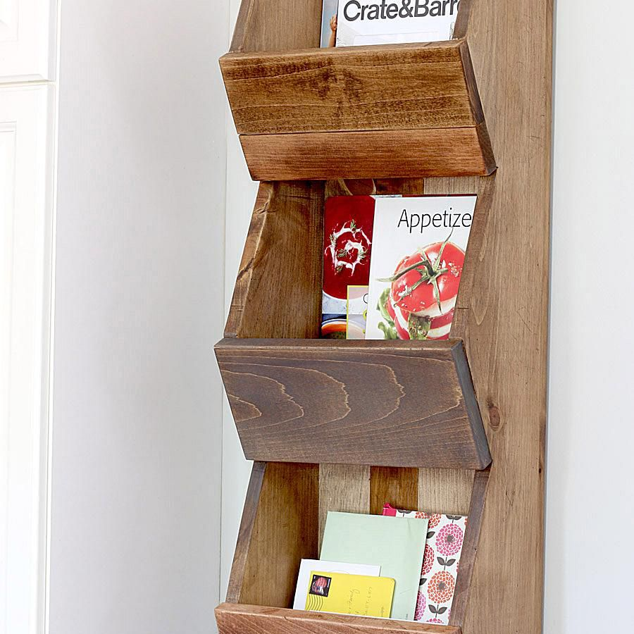 Free Shelf Plans To Spruce Up Your Home
