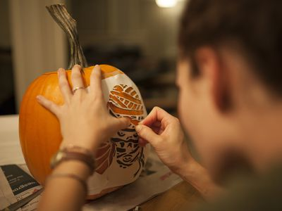 How To Paint On A Pumpkin Tips And Ideas