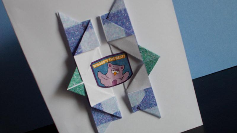 13 EASY PAPER CRAFTS AND ORIGAMI IDEAS - YouTube | 450x800