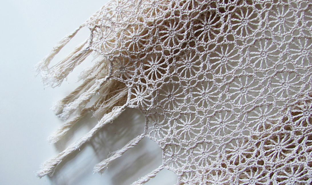 Join As You Go Crochet Wrap Pattern