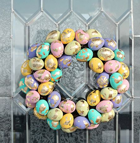 9 DIY Easter Wreaths Perfect for Your Front Door