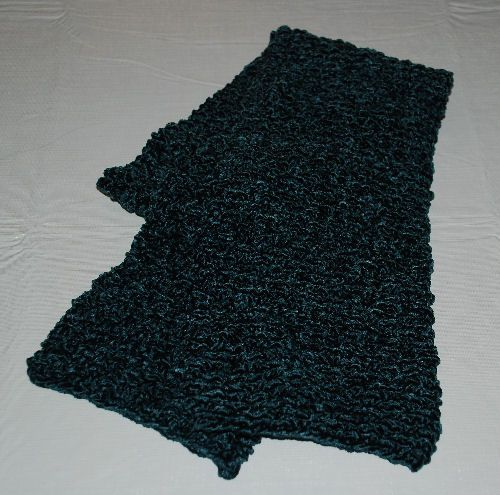Box Stitch Scarf