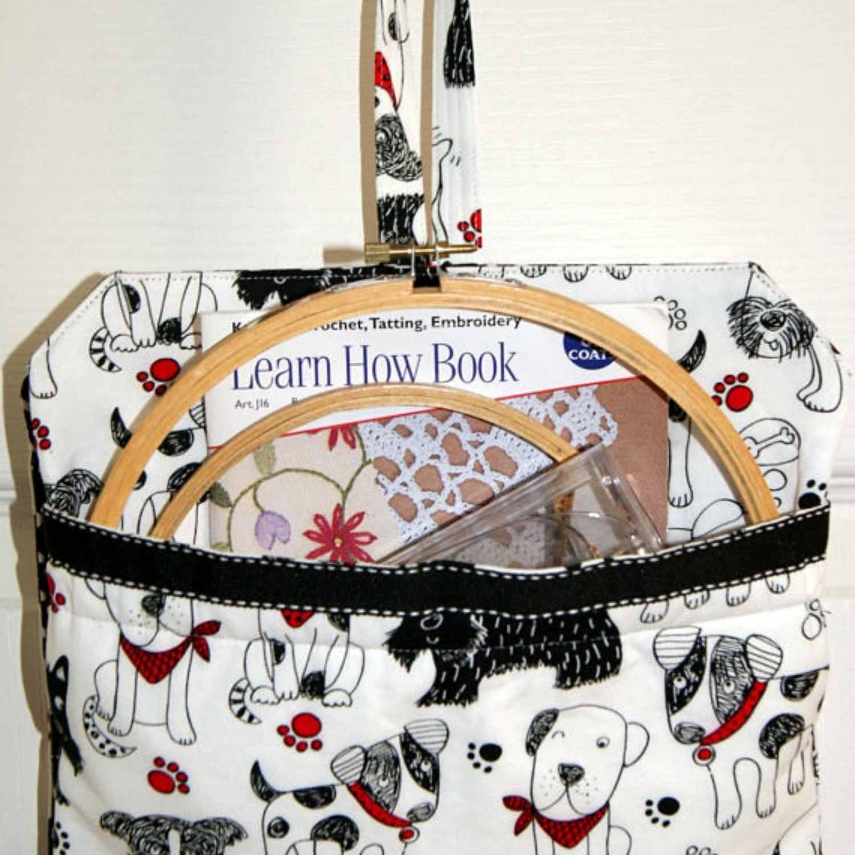 Craft travel bag