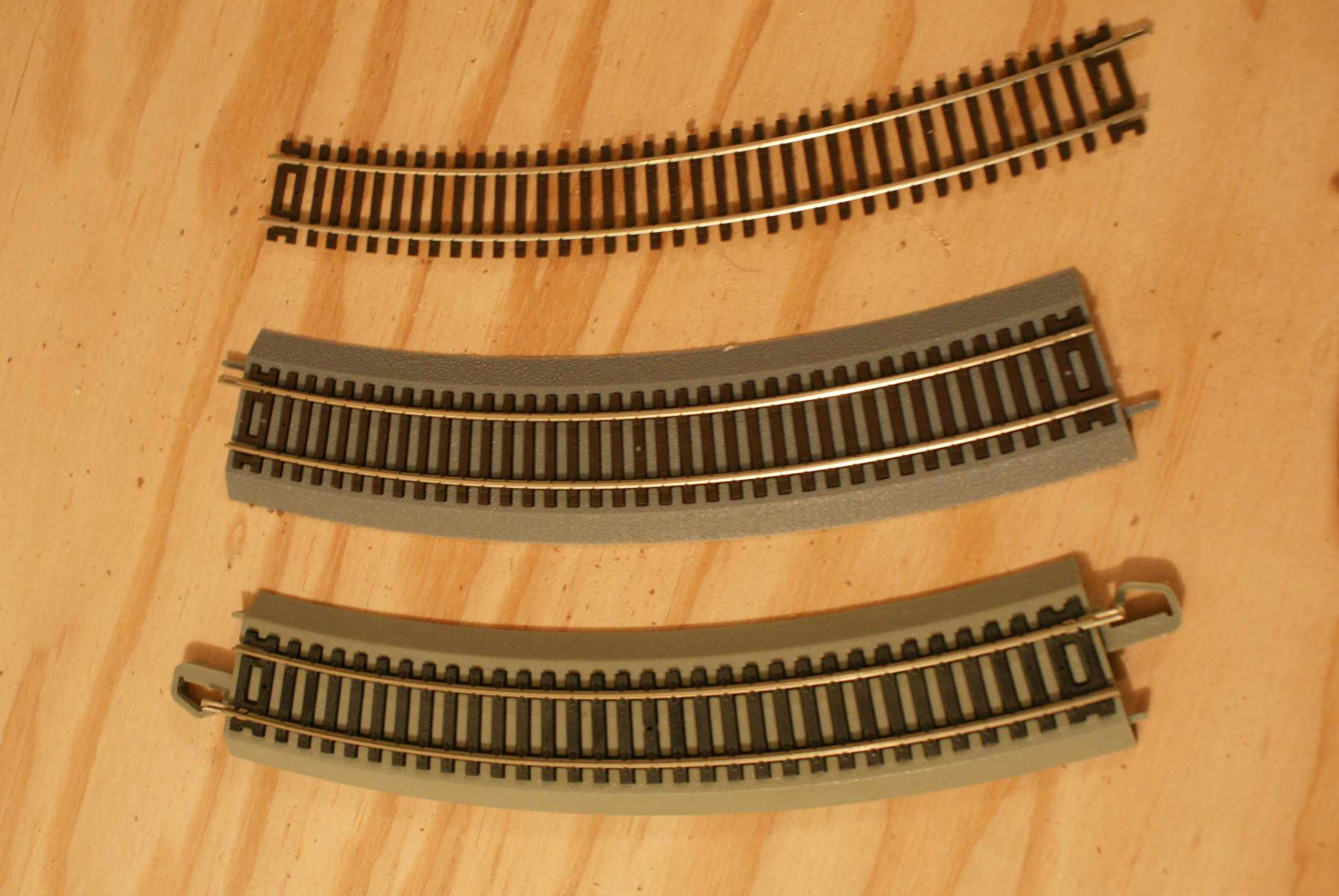 Tips To Improve A Christmas Tree Train Display Wiring Ho Tracks For Storage With Attached Roadbed Are Available In Many Sets And Scales 2010 Ryan C Kunkle Licensed Aboutcom Inc