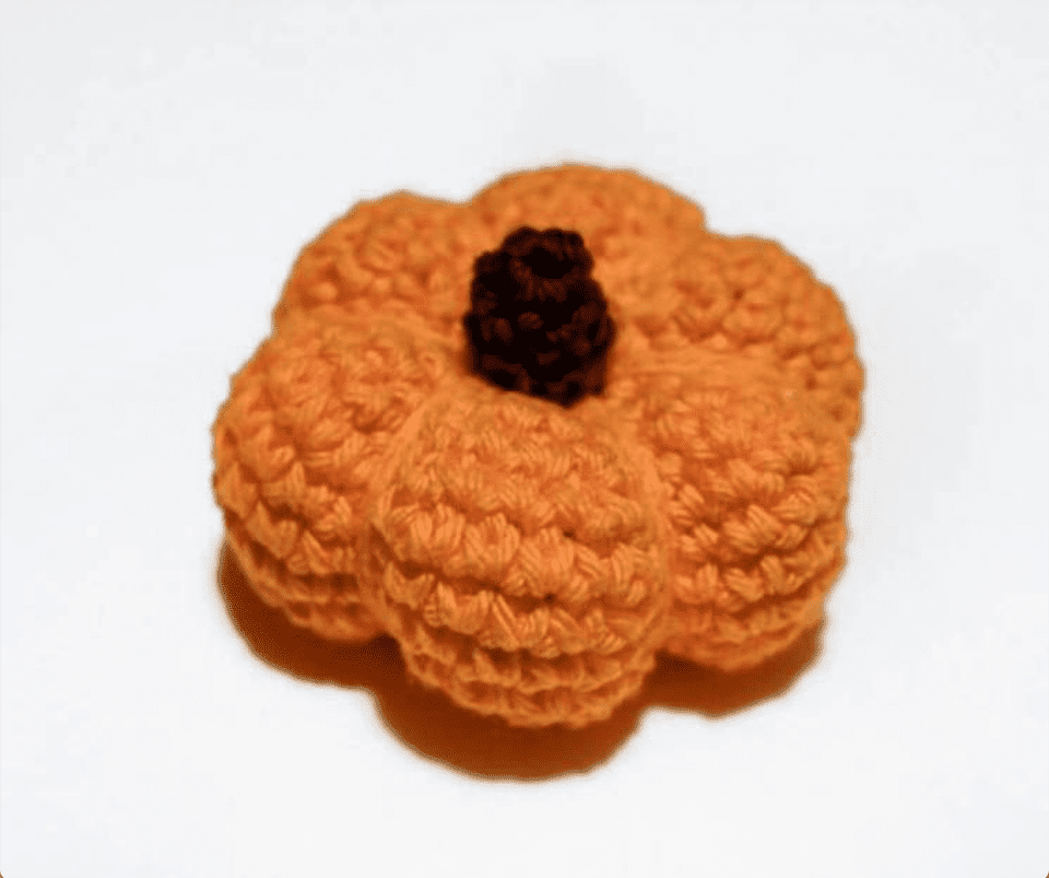 Little Pumpkin Free Crochet Pattern