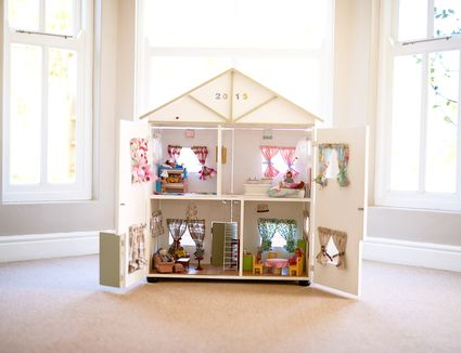 The dolls' home