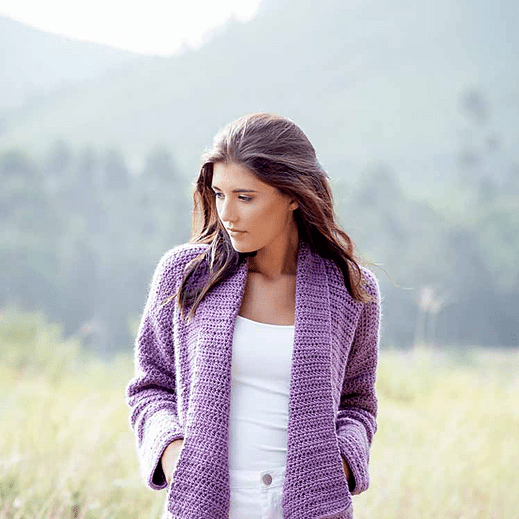 ee75e09c0 20 Gorgeous Free Crochet Cardigan Patterns for Women