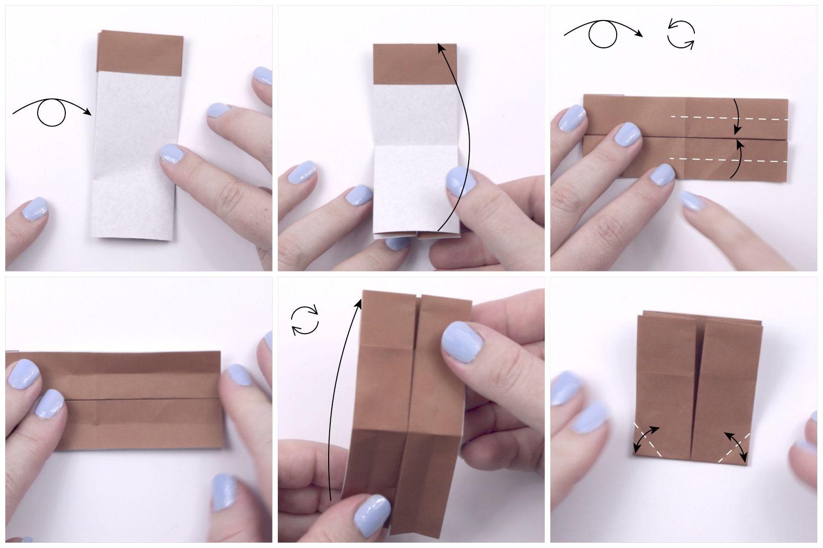 japanese origami doll tutorial 10
