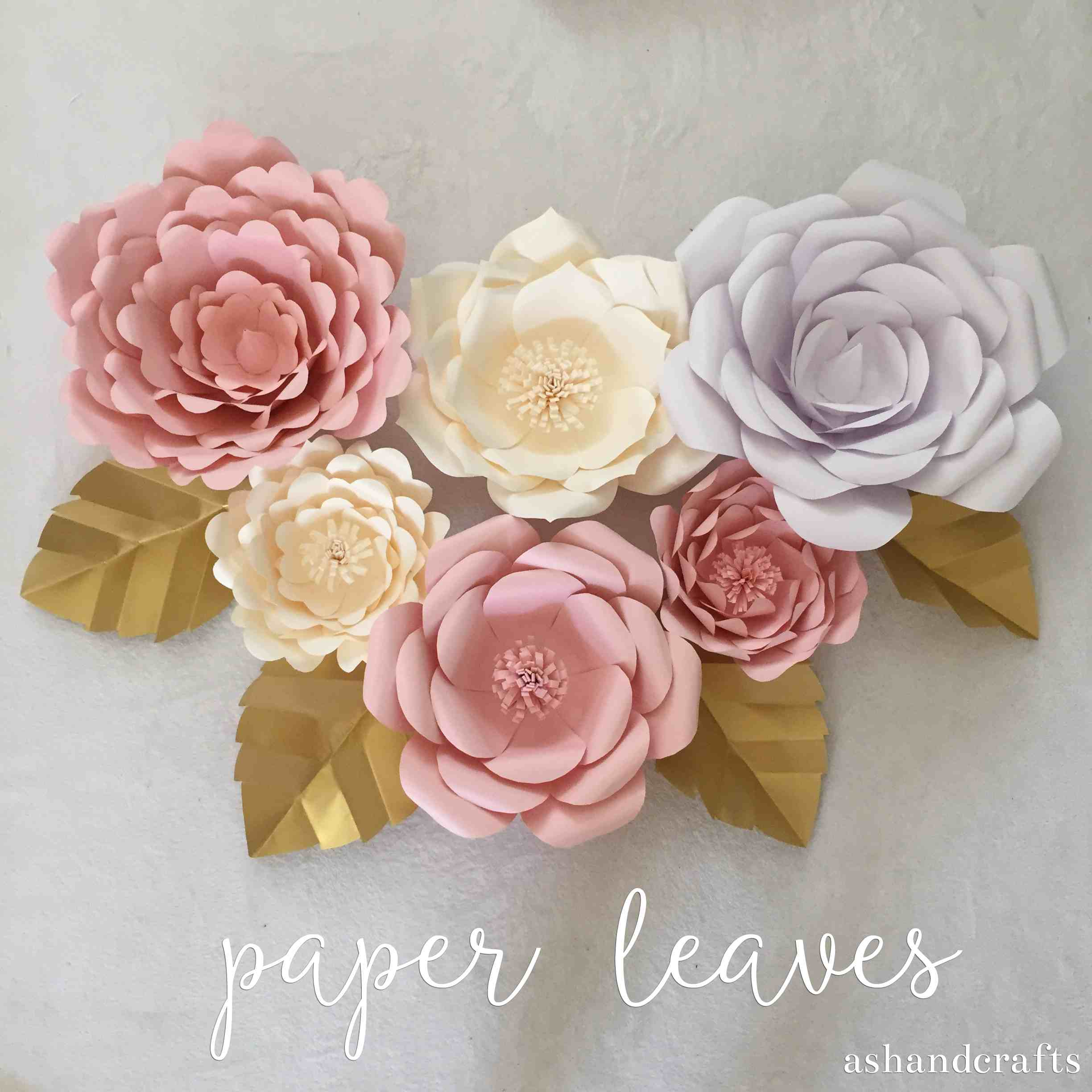 28 fun and easy to make paper flower projects you can make mightylinksfo