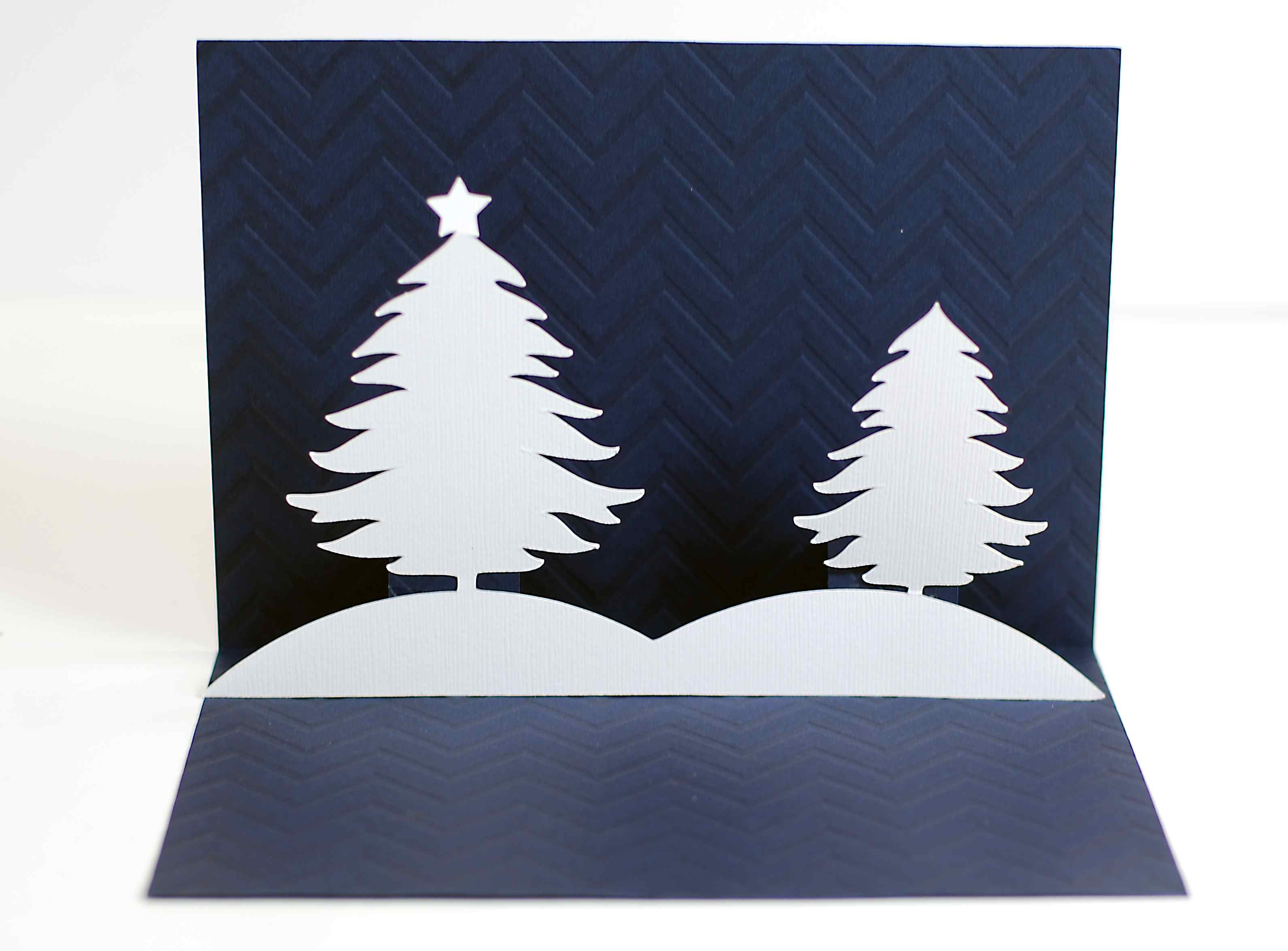 DIY Reindeer Christmas Pop Up Card