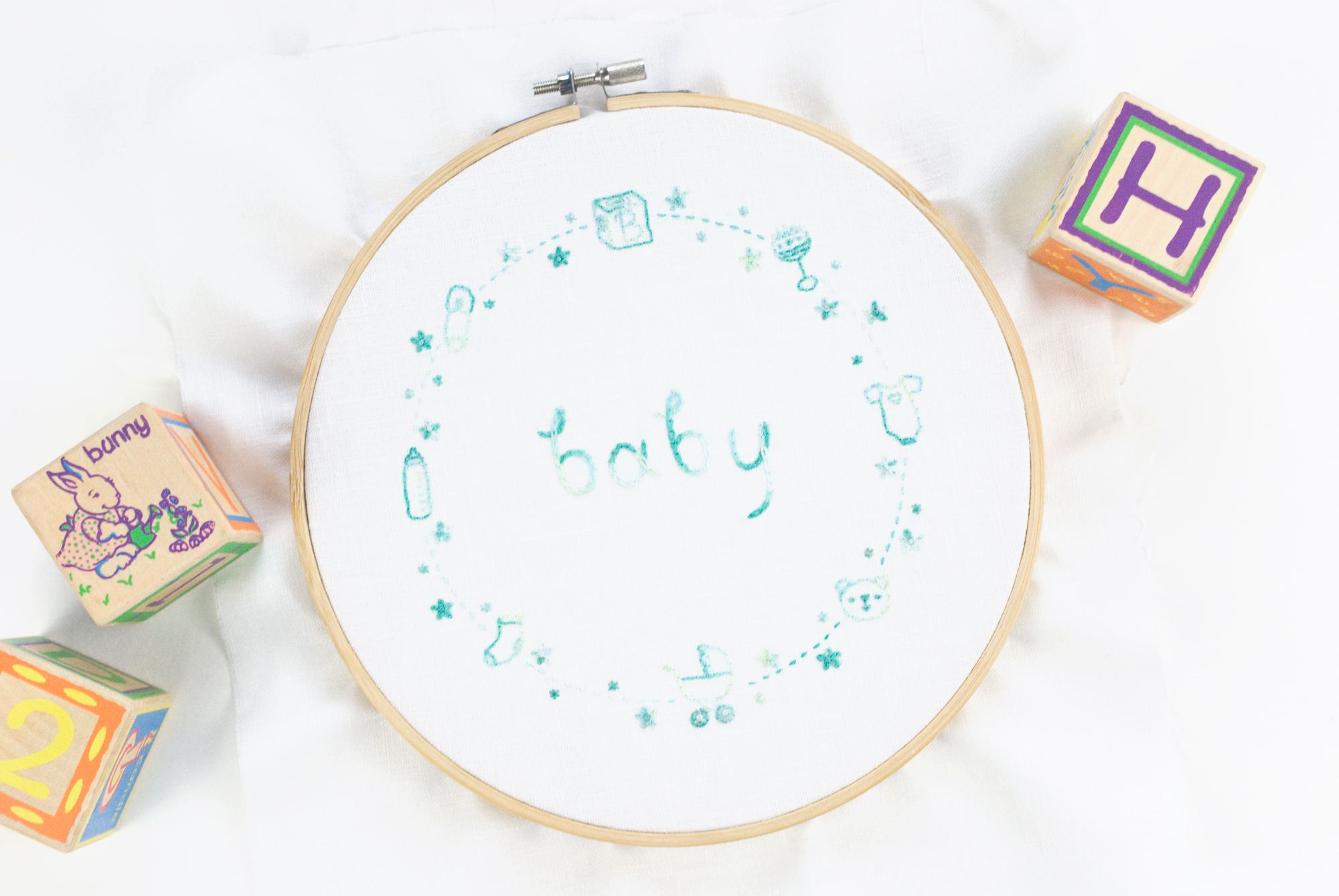 Our Top 25 Free Embroidery Designs