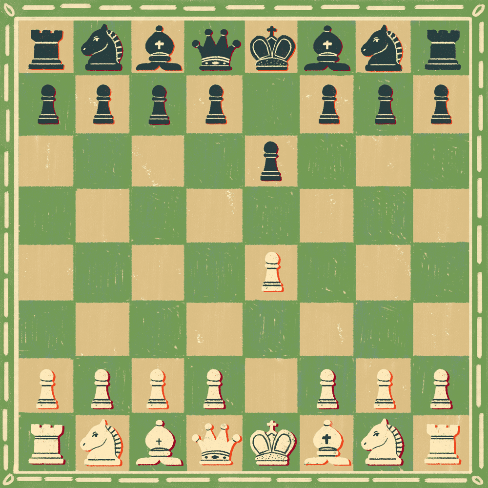 French defense in chess