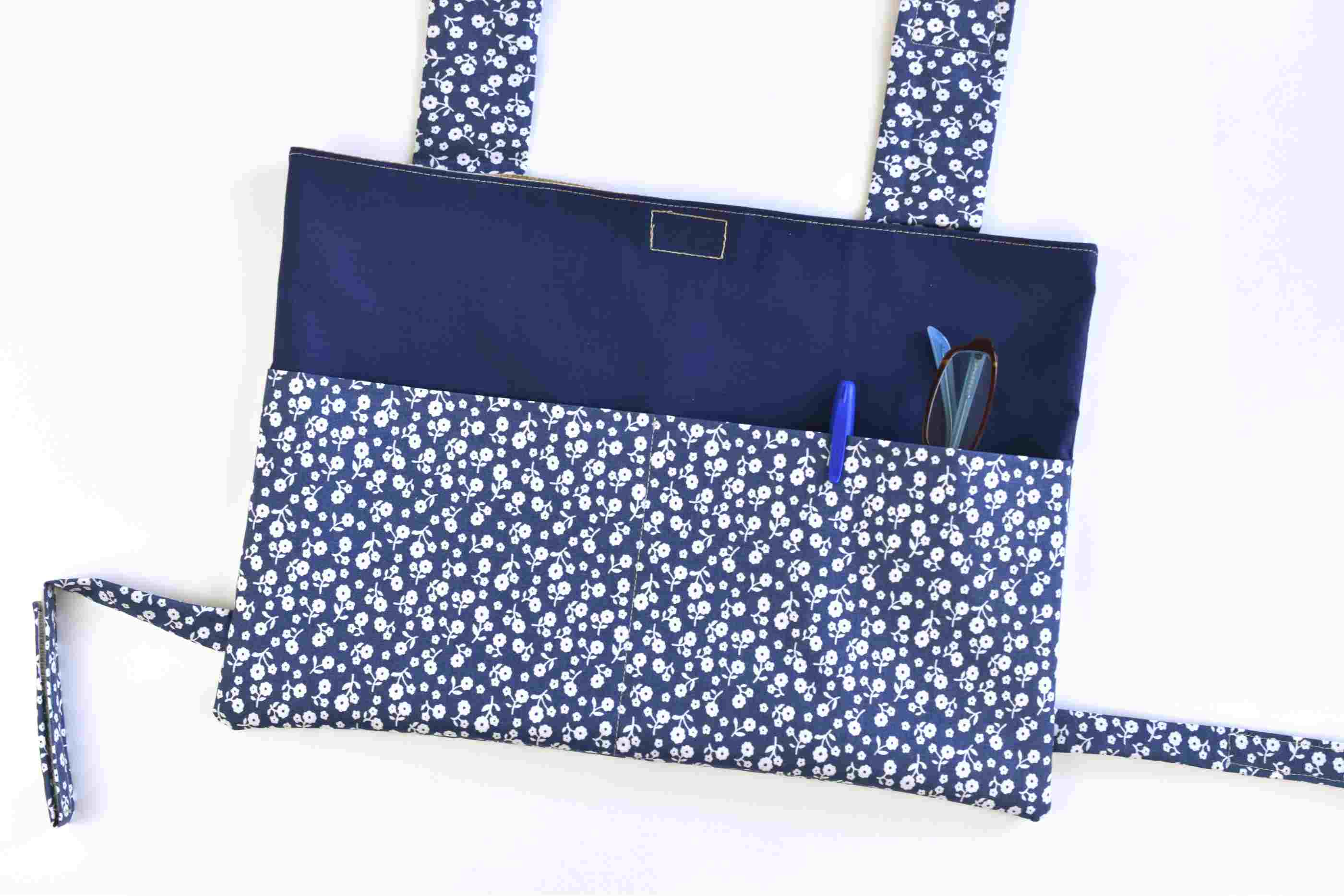 Walker Bag Sewing Pattern And Instructions