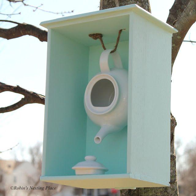 15 diy birdhouse plans and ideas diy birdhouse ideas solutioingenieria Gallery