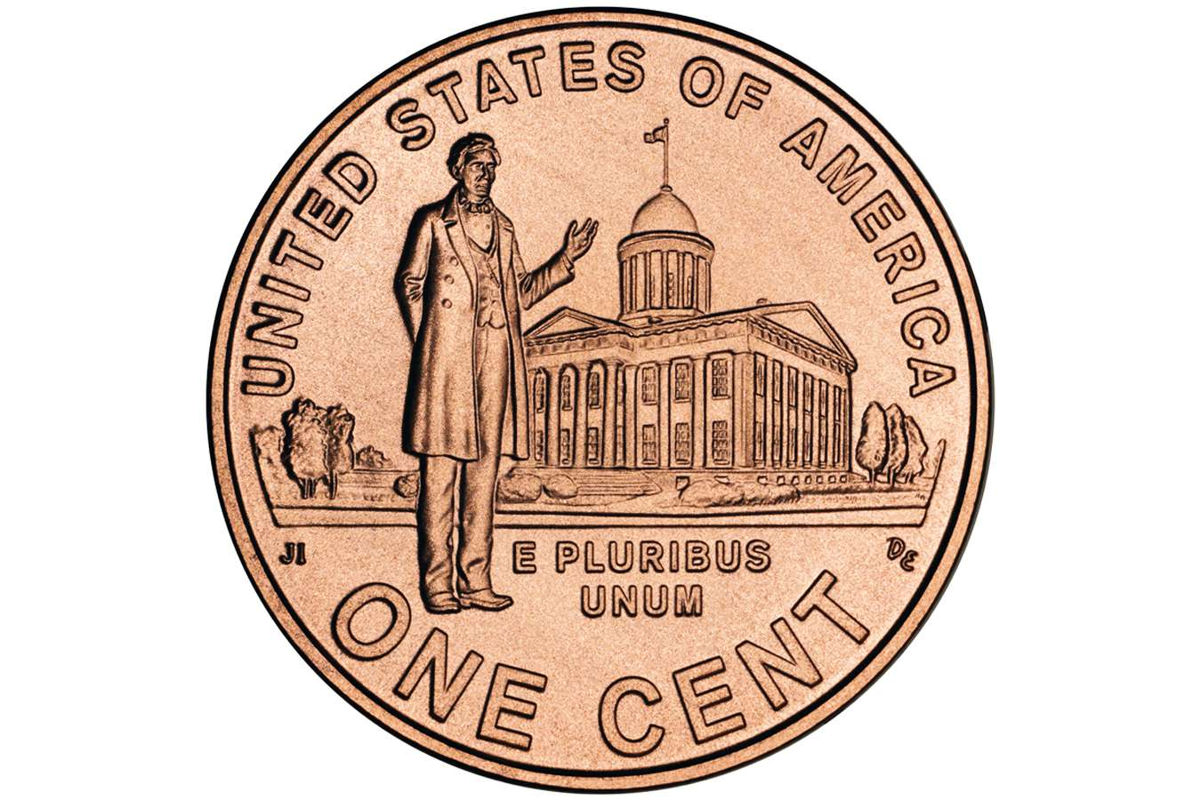 Designs For Lincoln Pennies In 2009