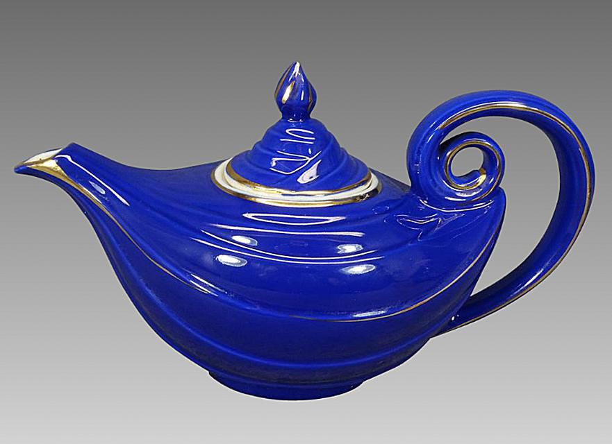 Hall China Aladdin Teapot