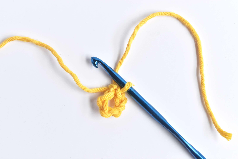 Make a Starting Chain Loop