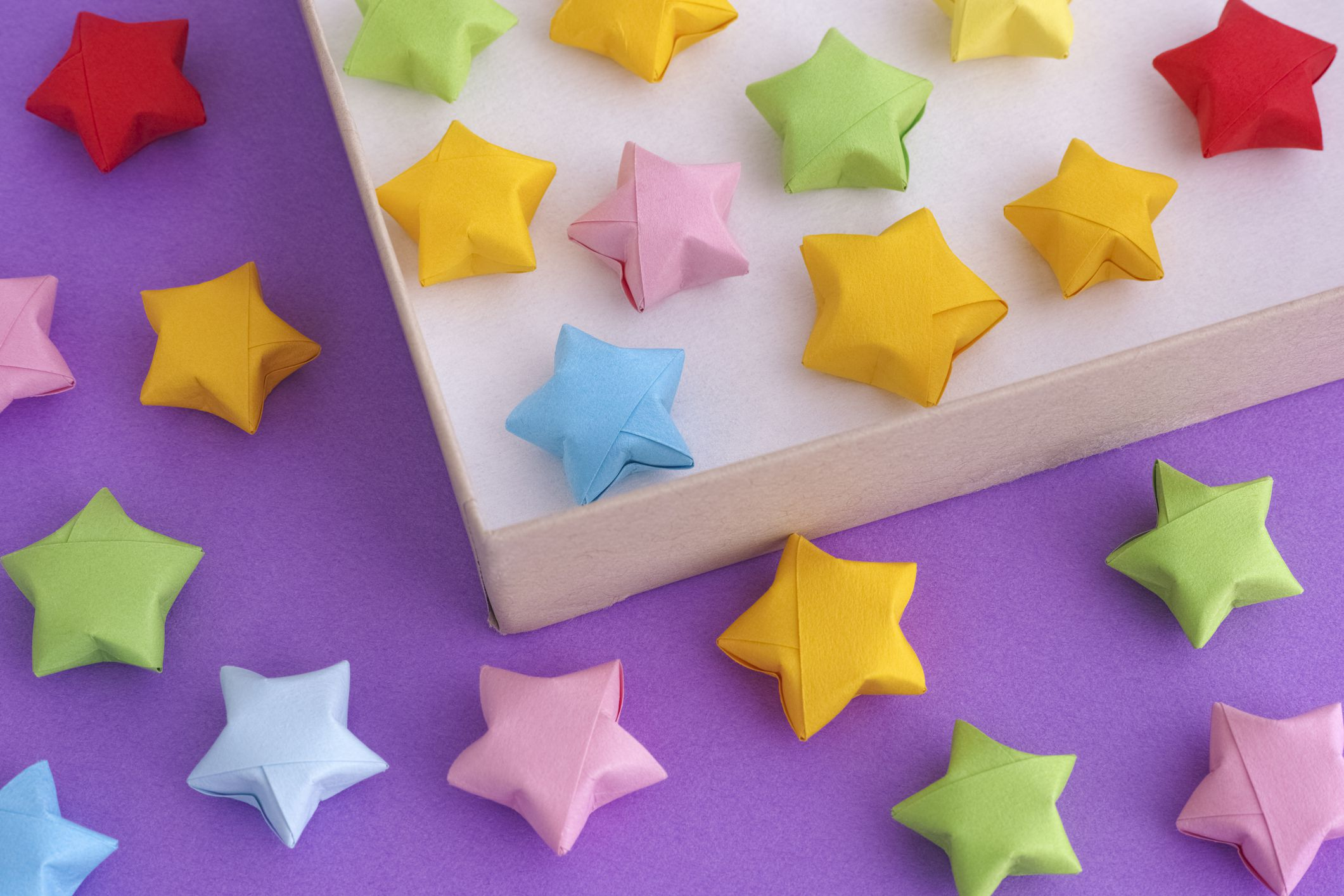 Amazon.com: 100 Origami Lucky Stars Pastel Tone, Jar, Gift ...   1414x2121