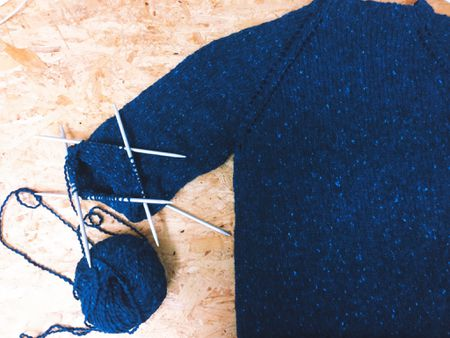 d581a2070d How to Knit a Sweater  Beginner s Tips and Patterns
