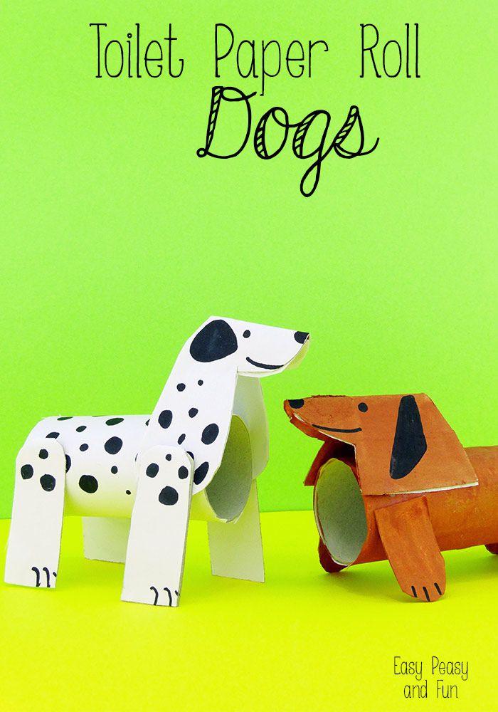 Doggy Preschool Art Projects