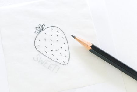 Using The Tracing Paper Embroidery Transfer Method Awesome Pattern Tracing Paper