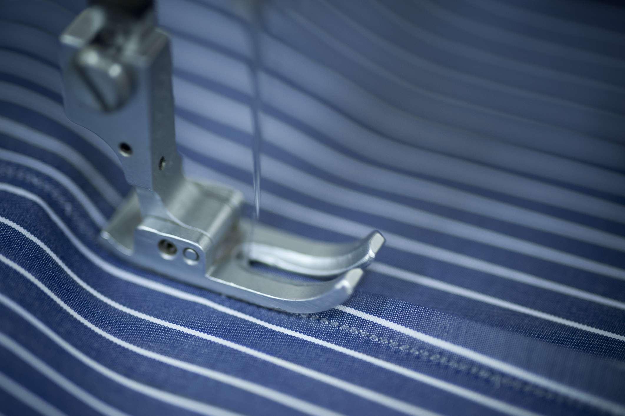 Sewing seam