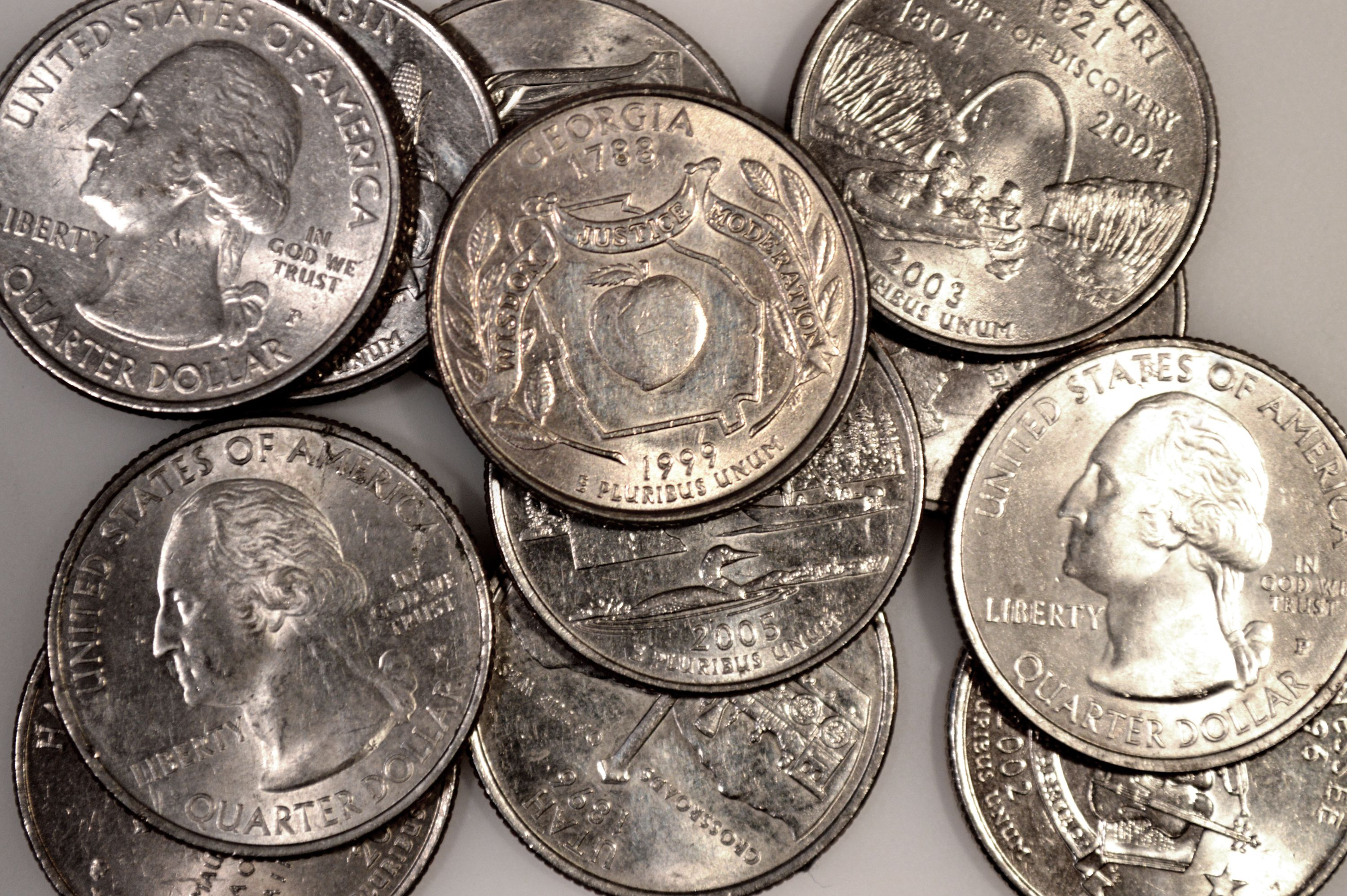 What Are My State Quarters Worth