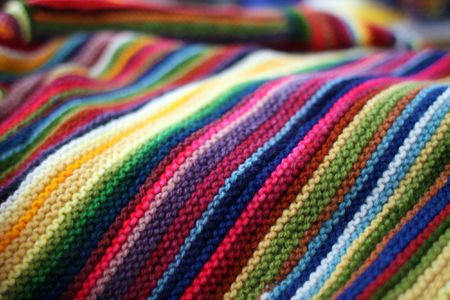 Counting Garter Stitch Rows In Knitting