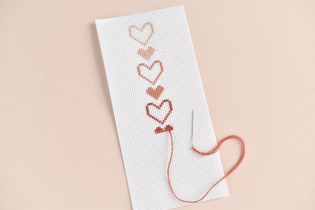 Create a Quick and Easy Cross Stitch Bookmark
