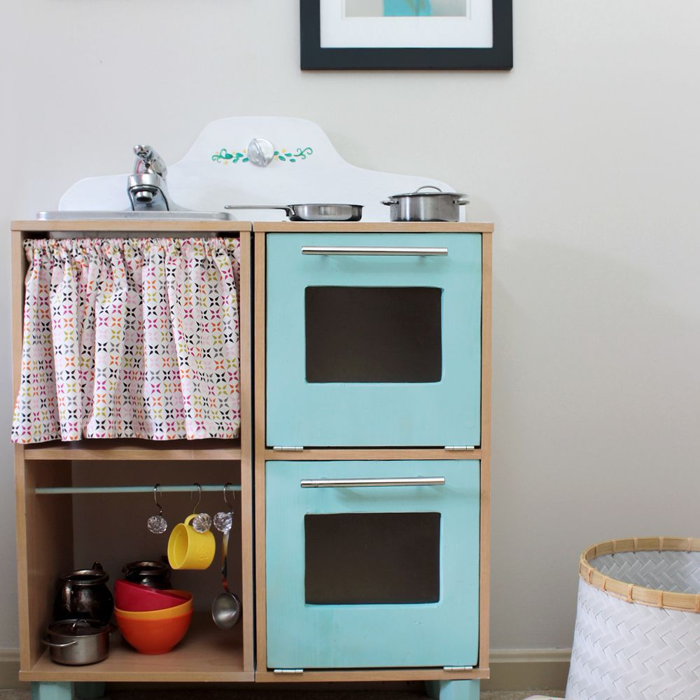 Easy Play Kitchen