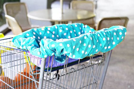 Free Shopping Cart Seat Cover Sewing Patterns
