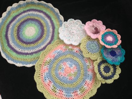 Links To More Than 10000 Crochet Patterns And Pieces
