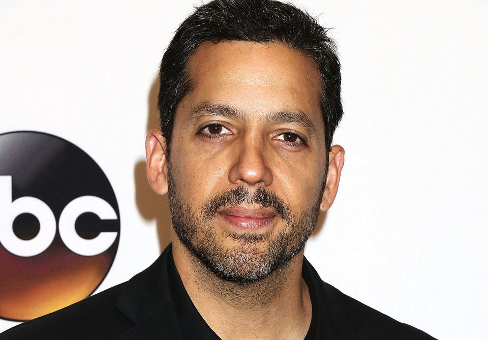 2016 ABC Upfront David Blaine