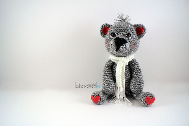 130+ Glorious Crochet Teddy Bear Easy Free Patterns in 2020 ... | 427x640